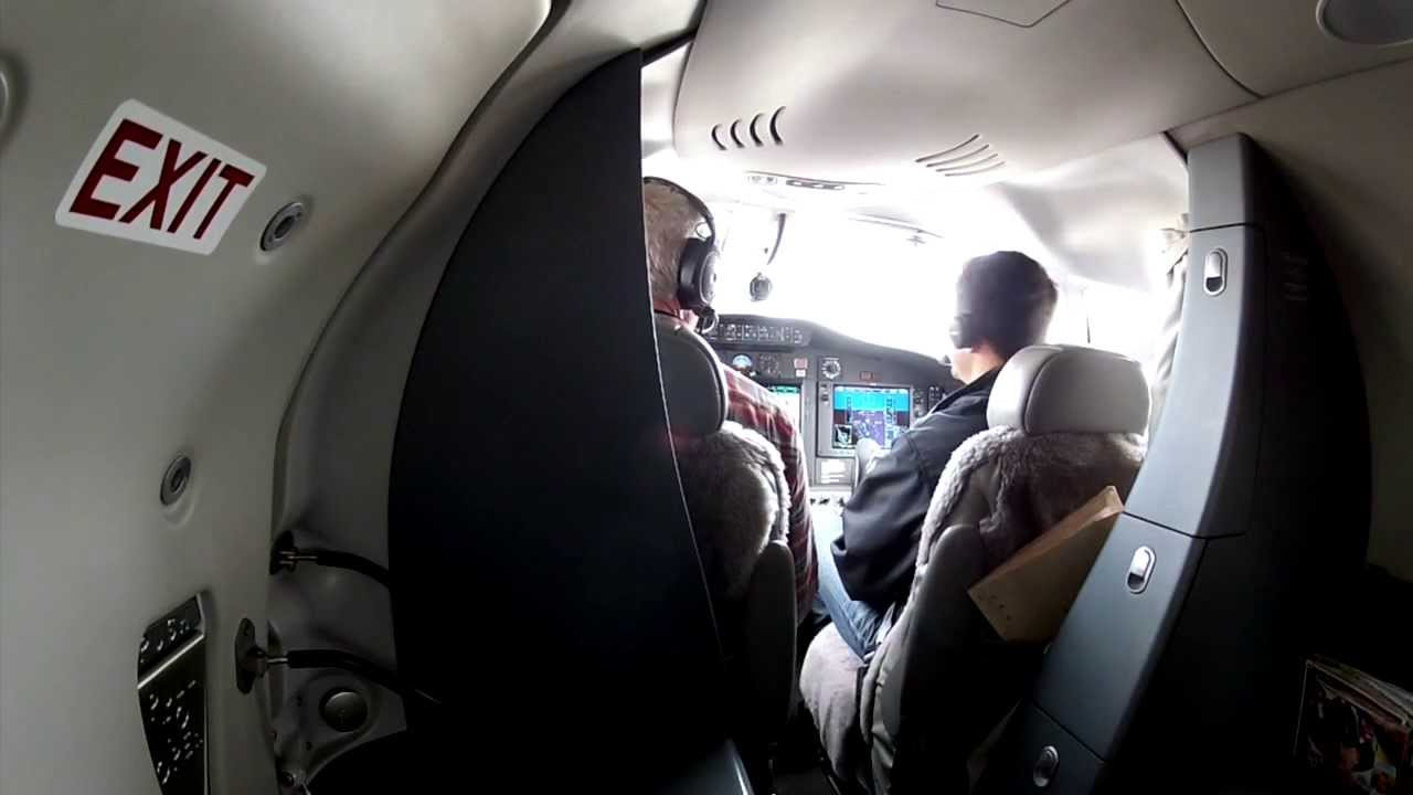 Aircraft Review Citation Mustang In Flight Video 2 Of 2