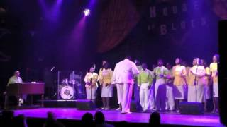 The Gospel Brunch, House Of Blues  [ Chicago -USA ] - Jesus Is Alive  _ 05-04-2015