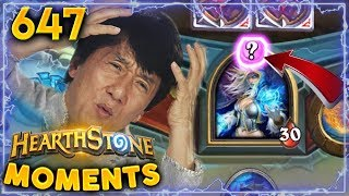 At TURN 1?? REALLY?? | Hearthstone Daily Moments Ep. 647