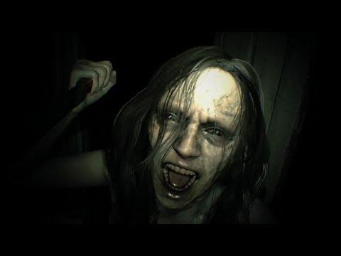 СТРАШНО ИНТЕРЕСНО в Resident Evil 7: Biohazard  #2