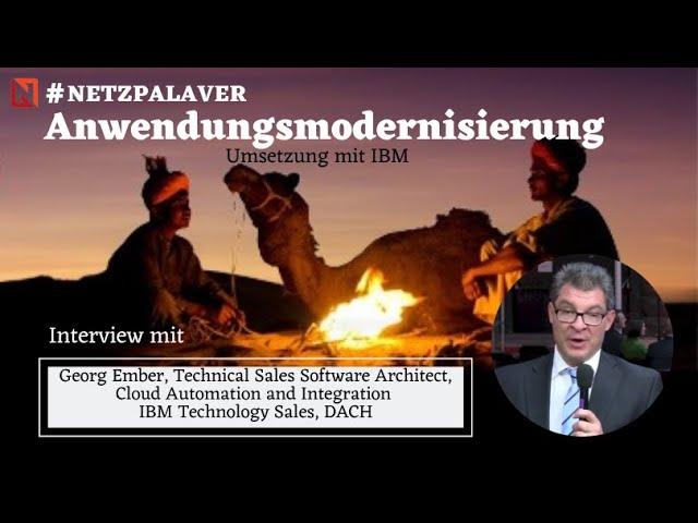 Interview mit IBM zur Anwendungsmodernisierung - App-Migration in cloudnative Container-Plattformen