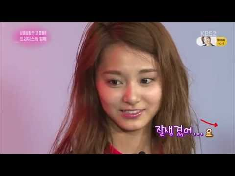160618 KBS2 TWICE Rashguard Interview 연예가중계 E1629 트와이스 Cut