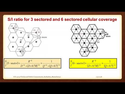 Lecture 09 : Microcell Zone Concepts, Truncking Theory, Erlang B