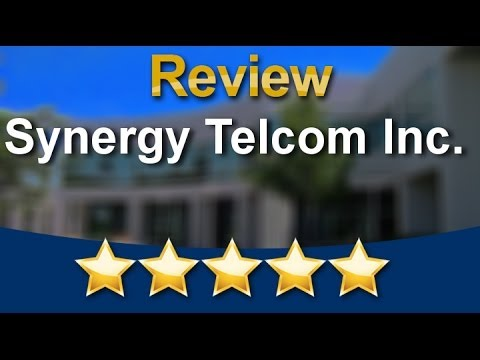 Synergy Telcom Inc. Indianapolis Remarkable Five Star Review by Tad