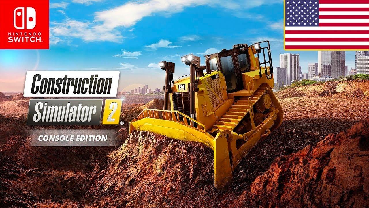 Launch trailer για το Construction Simulator 2