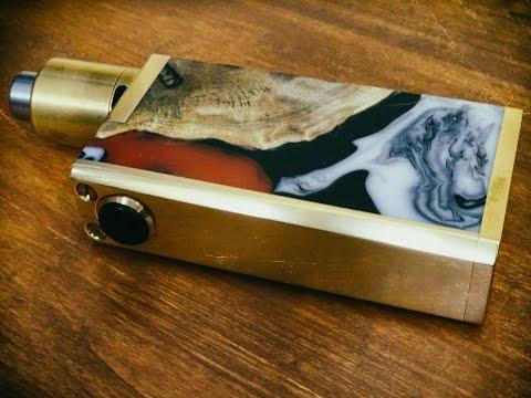 SOB (Smoke Out Box) Hybrid Mod - The Vaping Bogan