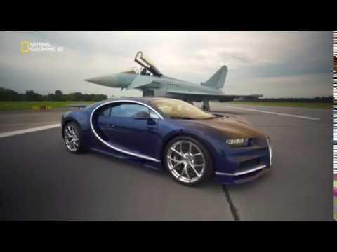 Gyáróriások Bugatti Chiron