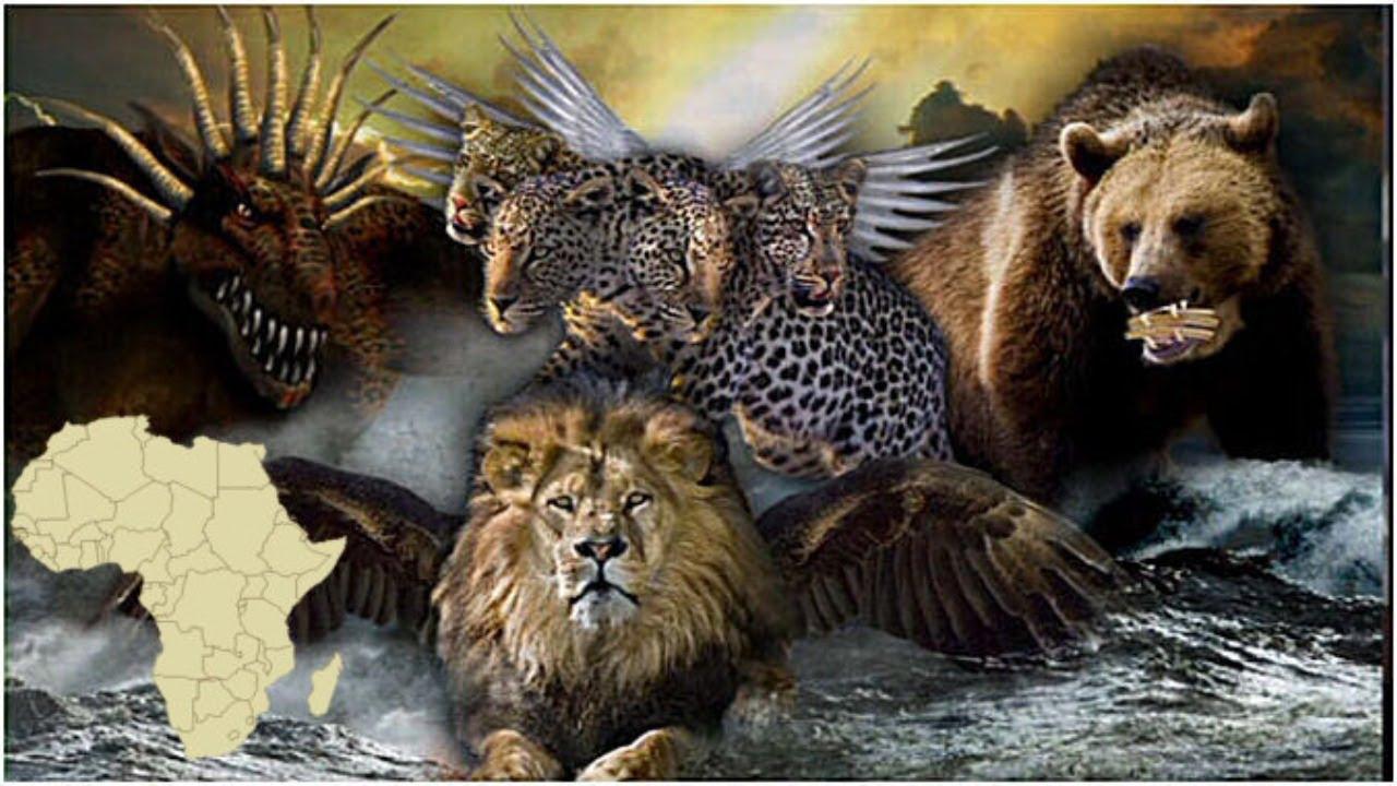 Genesis 15:13 (400 Year Return) vs. Daniel 7:3-7 (Need For Military)