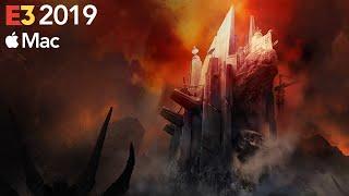 Top 20 New Mac Games of E3 2019