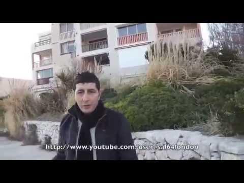 """un algérien sans papier marre de pouvoir central algérien """" Marseille"""""""