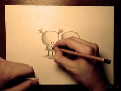 Я люблю тебя (рисунок).flv