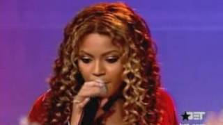 Beyonce & Jay Z 03 Bonnie & Clyde Live @t BET 106 And Park.