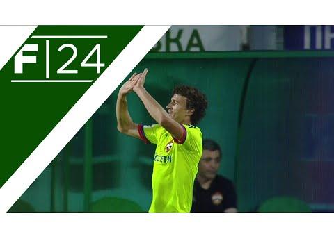 Highlights | Tom Tomsk 0-1 CSKA Moscow