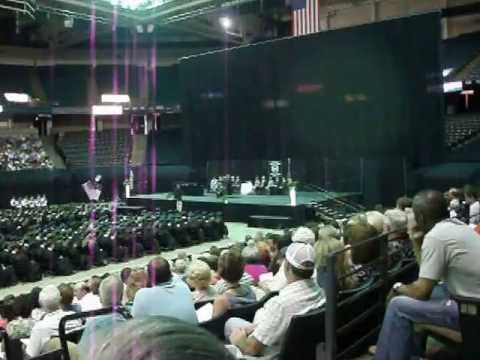 Jam's AWESOME YOLO High School Graduation Speech!!! 2013