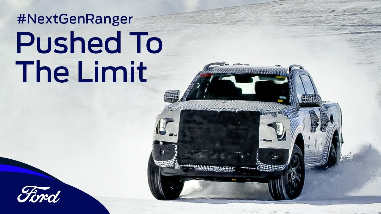 #NextGenRanger Pushed to The Limit