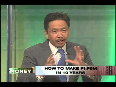 ANC On The Money: How to Make PhP5M in 10 Years