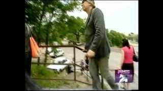 "Revaz Shanidze - Alan Rickman (""Shemokmedi"")  Rustavi 2"