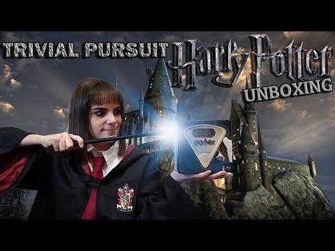 Trivial Pursuit Harry Potter | UNBOXING en Español