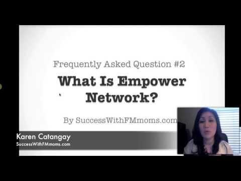 What Is Empower Network? (Part 1) – Empower Network Big Idea Mastermind FAQ #2