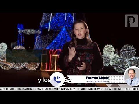 Sentir por la muerte de Martha Erika y Rafael Moreno Valle: Ernesto Munro