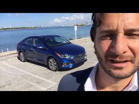 Hyundai Accent 2018 - Detalle en vivo