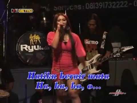 Om New METRO - AKHIR SEBUAH CERITA -  LALA IVANKA [karaoke]