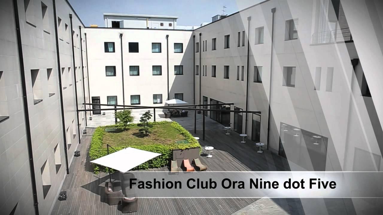 Ora city milano 4 star design hotel in bresso milano for Youtube design hotels