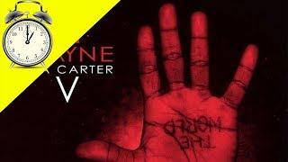 LIL WAYNE: THA CARTER V LIVE CHAT FOR ALBUM RELEASE!