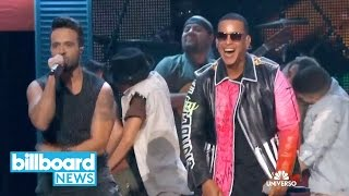 Luis Fonsi & Daddy Yankee Give First-Live Performance of