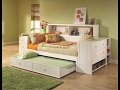Magnificent White Wooden Daybed Design Ideas