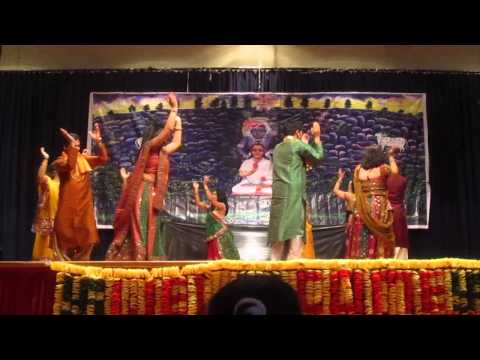 Aavo Shree Vallabh Charlotte Performance