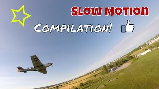 Incredible Slow Motion Compilation Of RC Airplanes FPV Chase RcFlyAddict