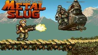 Metal Slug: El Rey De Los Videojuegos de Arcade - Pepe el Mago