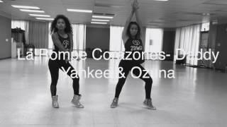 La Rompe Corazones- Daddy Yankee & Ozuna Zumba