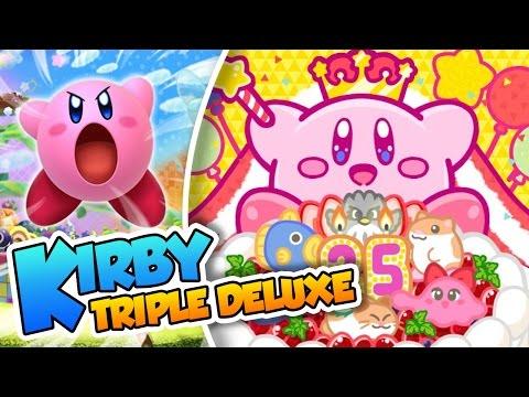 ¡Feliz cumple Kirby! - #01 - Kirby Triple Deluxe (N3DS) DSimphony