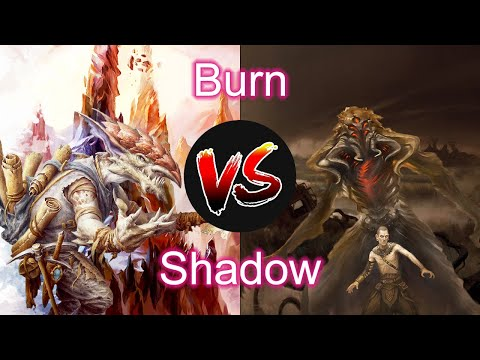 Burn Vs Grixis Death's Shadow | MTG Modern Matchup VS Series (With Decklists)