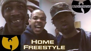 "Footage taken from 1994 French film ""Culture Hip Hop a New York"", t..."