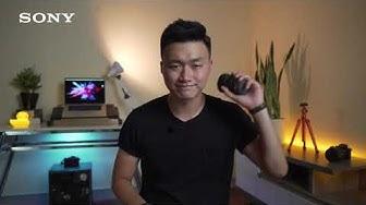 """Series """"2 Phút Cùng Sony Alpha"""" x Tùng Phạm: Tập 9 – Ống kính Sony SEL50F18"""