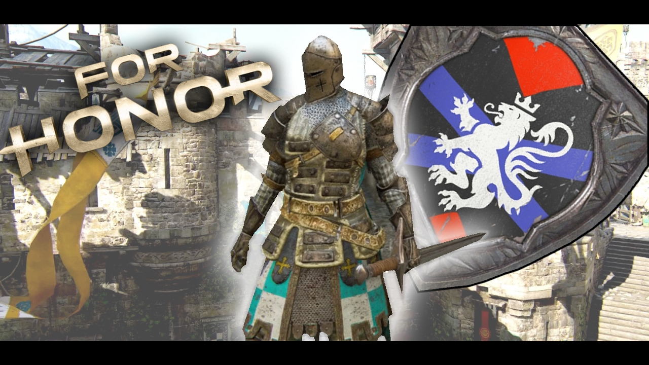 FOR HONOR - GETTING A COAT OF ARMS