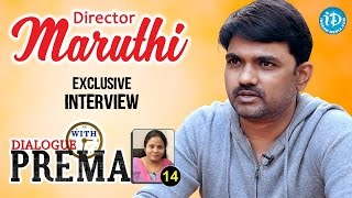 Director Maruthi Exclusive Interview || Dialogue With Prema || Celebration Of Life #14