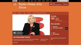 Year of the Dog - Performers in a Pandemic - BBC Radio Wales Interview