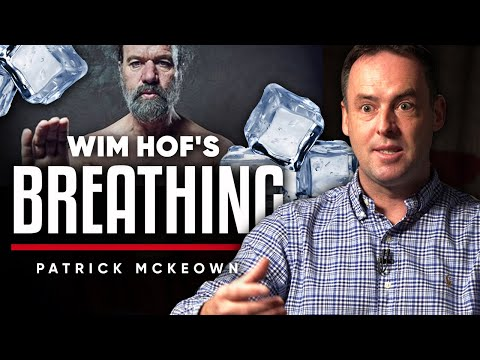 PATRICK MCKEOWN - WIM HOF'S BREATHING - How To Use His Technique Effectively | London Real