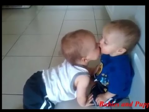Baby's First Kiss