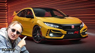 Honda Just Changed the Game with This New Honda Civic (Goodbye Supra)