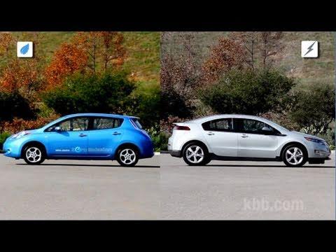 Marvelous 2011 Nissan Leaf Vs. 2011 Chevy Volt   Kelley Blue Book