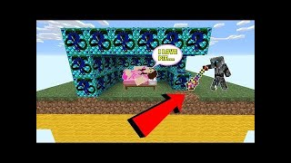 PopularMMOs Pat and Jen Minecraft: CRAZY SNAKE LUCKY BLOCK BEDWARS! - Modded Mini-Game