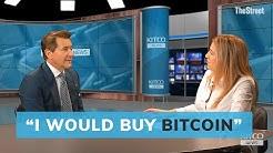 $100,000 bitcoin is not crazy talk - Robert Herjavec; coronavirus exposes economy's weakness
