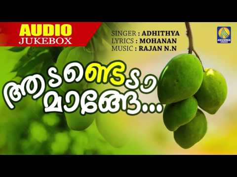 Malayalam Folk Songs [ Nadan Pattukal ] | Adadenda Mange | Audio Jukebox