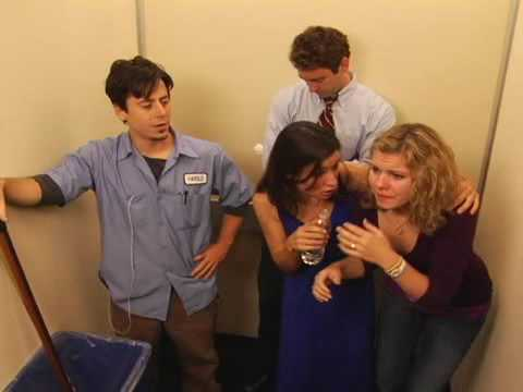 Elevator - Claustrophobia
