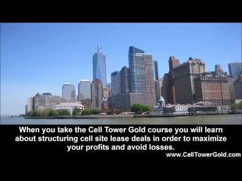 Three Profitable Facts About Cell Tower Grid Leases